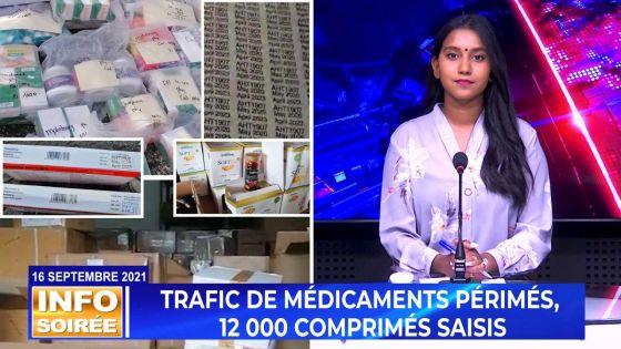 [Info Soirée] : «Sa bann comprime leker et contraception fin ale dans 7 pharmacy»