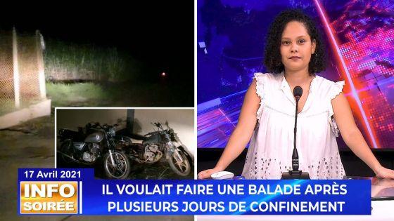 [INFO SOIRÉE] : Accident de la route à Batimarais : un garçonnet de 11 ans décède