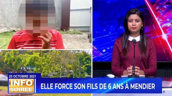 Info soirée : «Akoz mo pann le dimann dimounn kas lerla linn bat mwa», relate l'enfant traumatisé