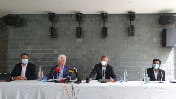 Covid-19 : l'arrivée des travailleurs étrangers à Maurice inquiète l'opposition MMM-PMSD-Reform Party-Bodha
