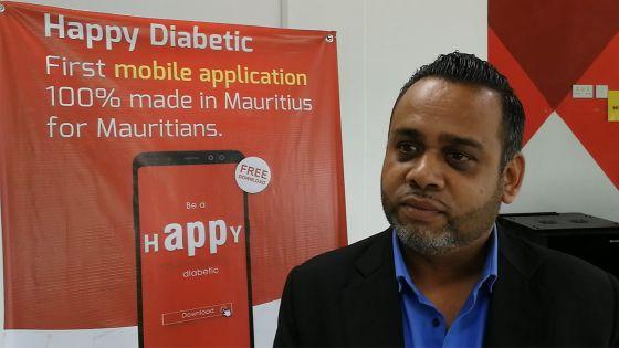 Happy Diabetic : une application pour mieux vivre avec le diabète