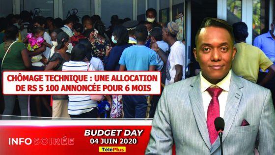[Info Soiree] : « Bidze solider », affirme le gouvernement, « ireflesi ek galimatia », selon l'opposition