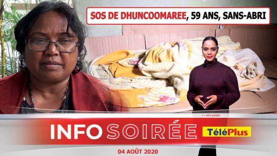 "[Info Soirée] : ""Comie tan mo pu dormi lor banc lopital"""