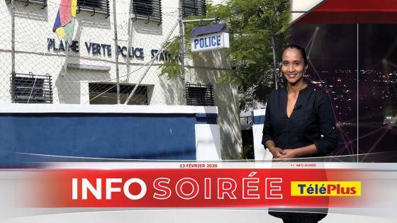[Info Soirée] : Deux policiers volent une télévision à Plaine-Verte ; de la drogue retrouvée également