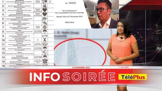Info Soirée : un bulletin de vote retrouvé, l'électeur avait voté bloc