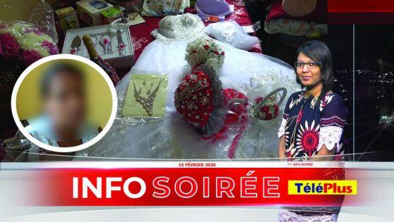 [Info Soirée] L'homme qu'elle devait épouser le jour de la St-Valentin lui pose un lapin : «4  fwa linn fer mwa mem zafer»