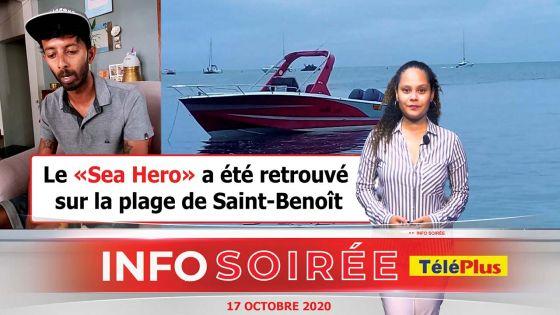 [Info Soirée] : Soupçons de trafic de drogue Maurice/Réunion, Gayan Guness dit avoir laissé ses clés sur son hors-bord