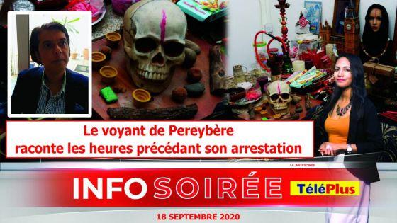 [Info Soirée] : «Avan la polis vinn aret mwa, ban ti lera ti vinn anons mwa»
