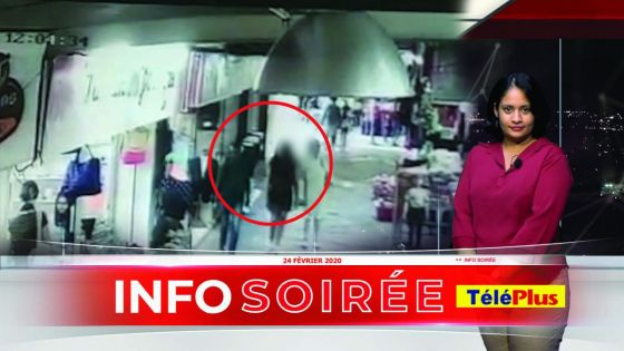 [l'info soirée] : Attouchement sexuel sur une ex-journaliste : « Monn per pou mo mem, monn tromatize »…
