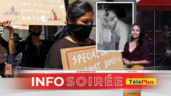 Violences conjugales : Un mois de cavale pour le tueur de Chancella. « Anou protez nu bane ser ek nu mama », scandent des femmes à Maurice.