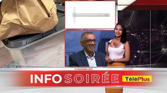 [Info Soirée] Bulletins soigneusement rangés : «Madam la ti servi enn T-square pou dress biltin dans no 5», dit Irfan Rahman