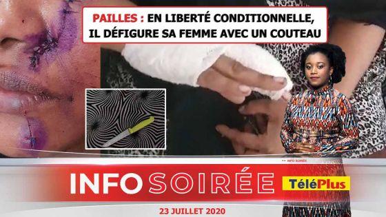 [info Soirée] : «Mo zanfan 10 ans finn tromatise, li dir li anvi mor dan mo plas»