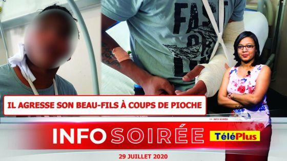 [Info Soirée] « Kan monn dir li kot mo Rs 10, li dir mwa ki soign twa »