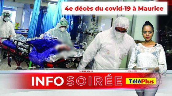 [Info Soirée]: «  Pasian-la finn infekte plis ki 12 dimunn ki res dan 4 kwin pei »