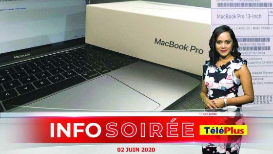[ INFO SOIRÉE ] : Polémique autour de l'achat d'un ordinateur portable à Rs 87 000