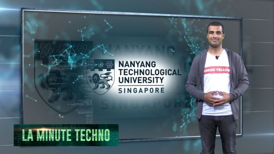 La Minute Techno - Une batterie qui se recharge quand vous transpirez