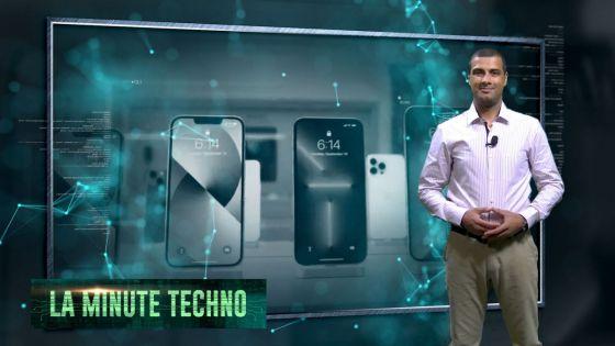 La Minute Techno - Découvrez le nouvel iPhone 13