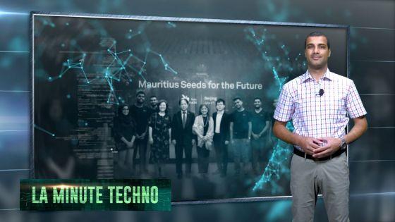 La Minute Techno - Huawei propose des formations aux Mauriciens