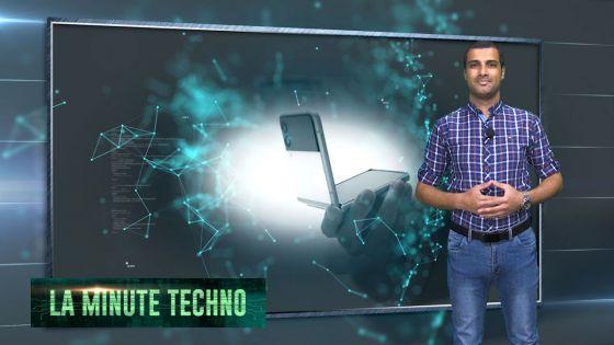 La Minute Techno - On a testé le Samsung Galaxy Z Flip 3 5G