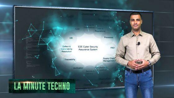 La Minute Techno – Huawei Mauritius présente son assurance de cybersécurité