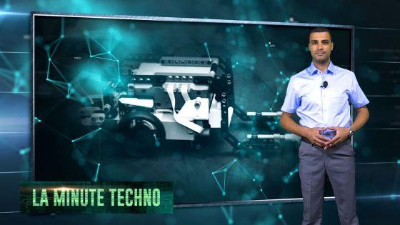 La Minute Techno - Teknolozi dan ou porté