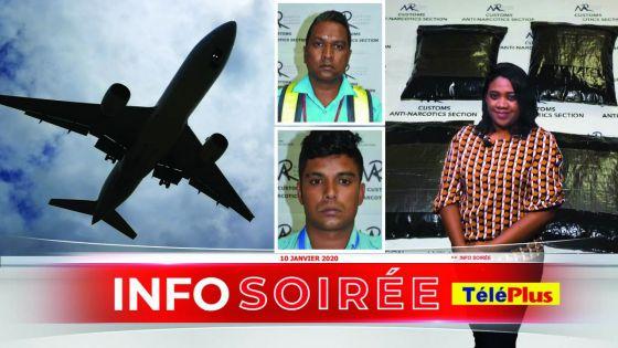 [Info Soirée] : La douane : «Nou pe vey sa rezo la depi inpe letan»