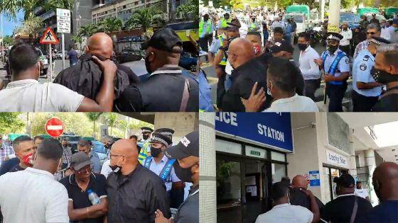 Private Prosecution/restrictions routières : un homme interpellé par la police