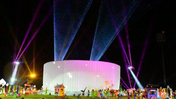 [En images] JIOI 2019 : revivez les moments forts de la cérémonie d'ouverture