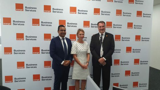 13e anniversaire d'entreprise : le 13 comme porte bonheur pour Orange Business Services Mauritius