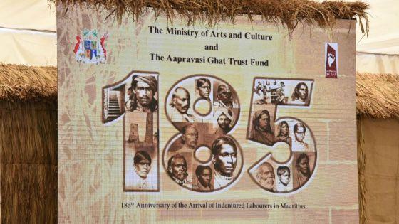 Aapravasi Diwas : the migration continues…