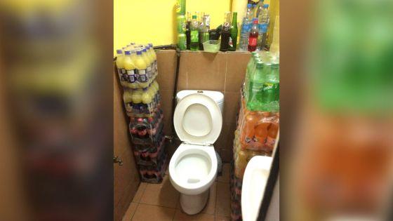 Non-respect des règles sanitaires : le propriétaire d'un snack écope de deux contraventions