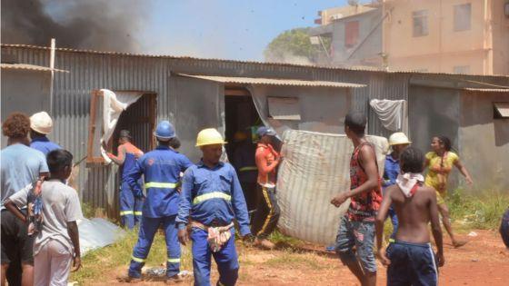 Incendie à Cité Longère : les familles affectées pourraient être temporairement relogées à St-Malo et St-Elizabeth