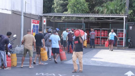 Gaz ménager Total Mauritius : Pas lieu de faire du panic buying