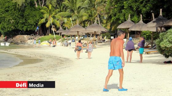 Statistics Mauritius : moins de 310 000 touristes ont séjourné à Maurice en 2020