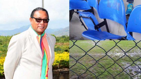 Stephan Toussaint s'explique sur la polémique autour de l'état de la pelouse du stade George V