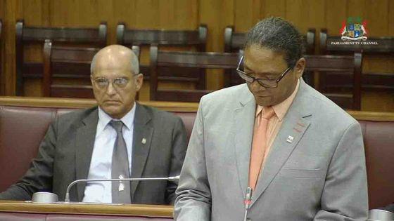 Parlement : suivez les débats sur The Sports (Amendment) Bill