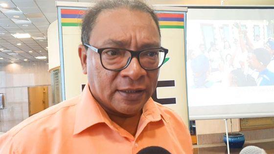Stephan Toussaint : « Ne laissez pas le pays entre les mains des bandits »