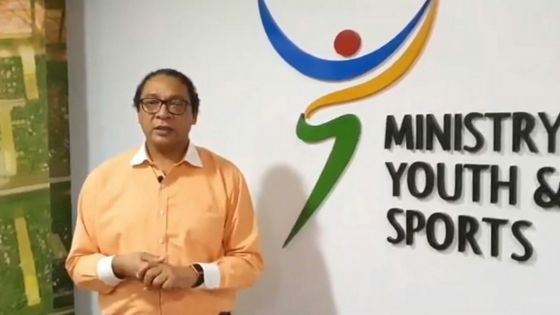 Activités en ligne du ministère de l'Autonomisation, de la Jeunesse, des Sports et des Loisirs : le ministre Toussaint fait appel aux jeunes
