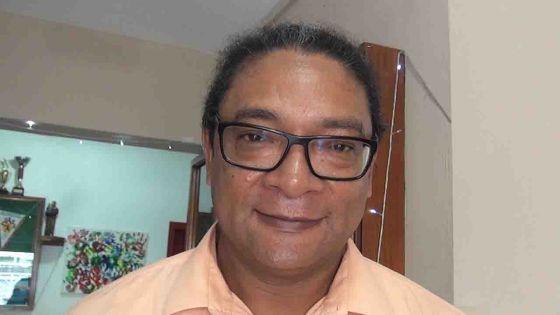 Législatives 2019 :Stephan Toussaintau No. 12