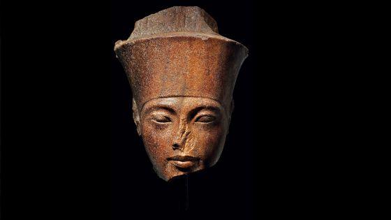 Une sculpture de Toutankhamon aux enchères déclenche la fureur de l'Egypte