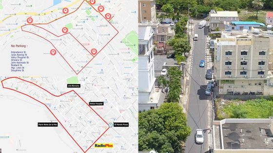 Visite papale : découvrez les routes qui seront fermées à la circulation