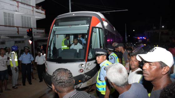 Collision mortelle entre un tram et un motocycliste : arrêté, le «train captain», devant la justice ce lundi