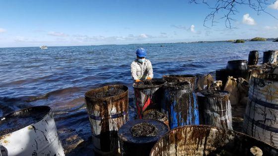 « Payons-nous le prix du népotisme et de l'incompétence ? », réagit Transparency Mauritius après la catastrophe du Wakashio