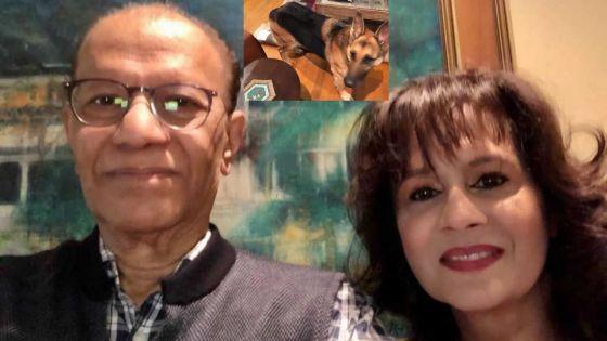 'Home Sweet Home' avec Veena et son chien Orion : Ramgoolam remercie tous ceux qui l'ont soutenu lors de sa maladie