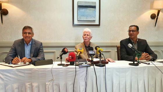 Suivez en direct la conférence de presse MMM/PMSD/Reform Party