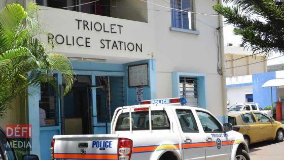 Accident à Triolet : un piéton renversé par une voiture