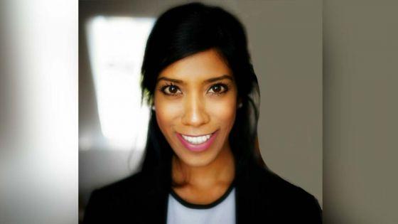 Trisha Gukhool en faveur de l'accessibilité et de la gratuité des protections hygiéniques pour les femmes