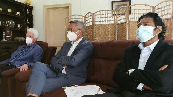 Patients dialysés : l'opposition MMM-PMSD-Bodha réclame une «full-fledged inquiry» et la fermeture de l'hôpital de Souillac