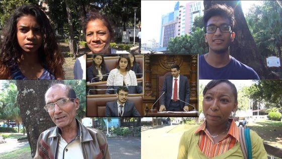 [Micro-trottoir] National Youth Parliament : que pensez-vous de la prestation des parlementaires en herbe ?