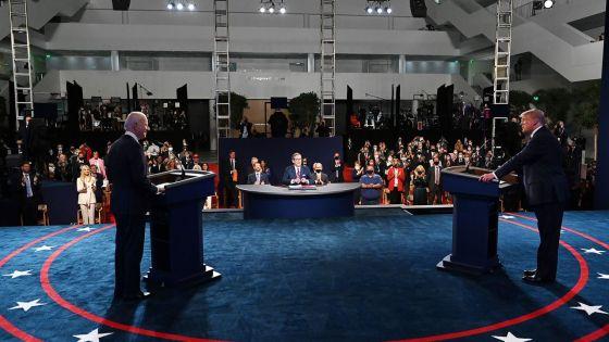 Présidentielle américaine : débat Trump/Biden